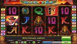Book of Ra recast
