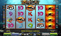 Orca slot machine