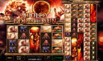 Apollo God of the Sun slot machine