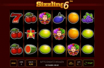 Sizzling 6 slot machine