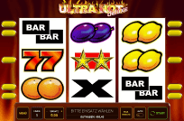 Ultra hot slot machine