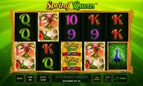 Spring Queen slot machine