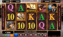 Secrets of London slot machine game